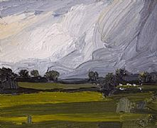 Passing Storm by Robert Newton