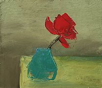 A Red Red Rose by Val Pitchford