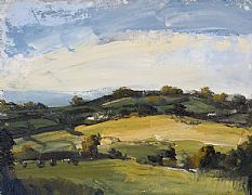 Across the Valley by Robert Newton