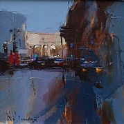 Peter Wileman FROI RSMA FRSA at Lime Tree Gallery