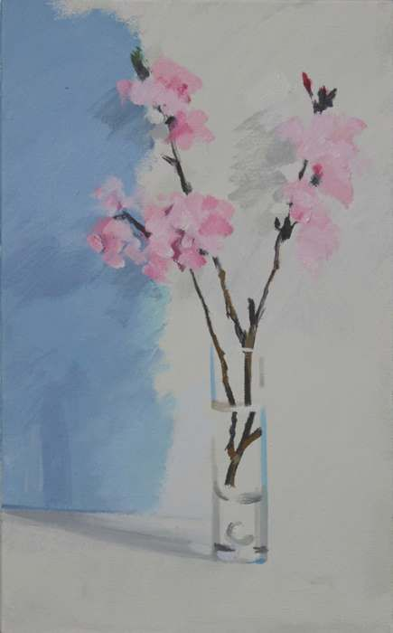 Almond Blossom by Philip Richardson