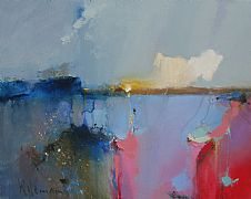 Another Day Dawns by Peter Wileman FROI RSMA FRSA