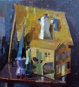 Assemblage by James Bland NEAC