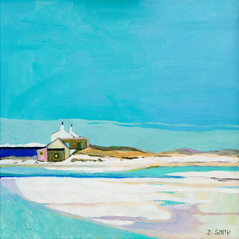 Bettyhill  by David Smith RSW