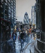 Bishopsgate by David Porteous-Butler