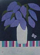 Buddleia and Butterfly by Irene McCann