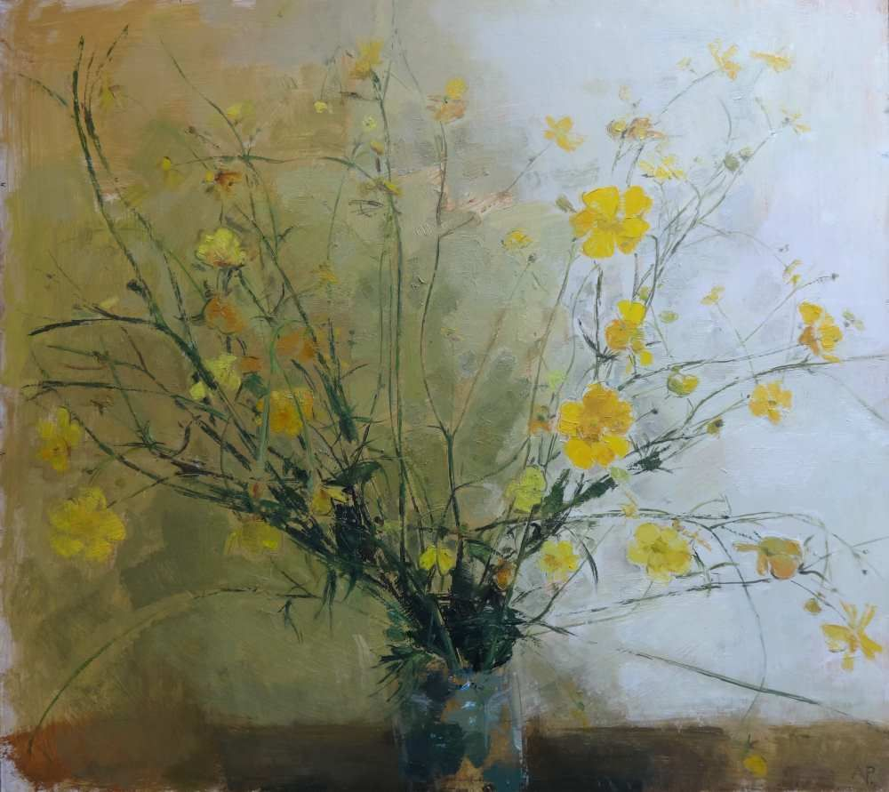 Buttercups   by Adrian Parnell