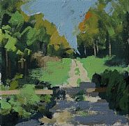 Chemin 1 by Philip Richardson