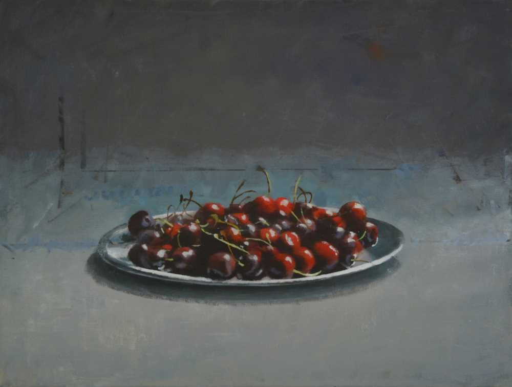 Cherries  by Mats Rydstern