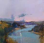 Down the Dart from Greenway by Peter Wileman FROI RSMA FRSA