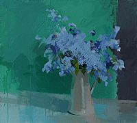 Forget-me-nots No. 2 by Philip Richardson