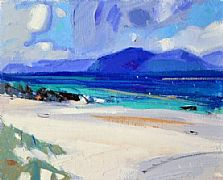 Iona Shoreline by Marion Thomson