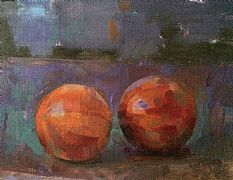 Blood Oranges 1 by James Bland NEAC
