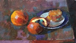 Blood Oranges 2 by James Bland NEAC