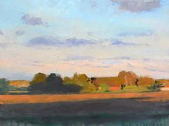 Landscape, Early Autumn by Mats Rydstern