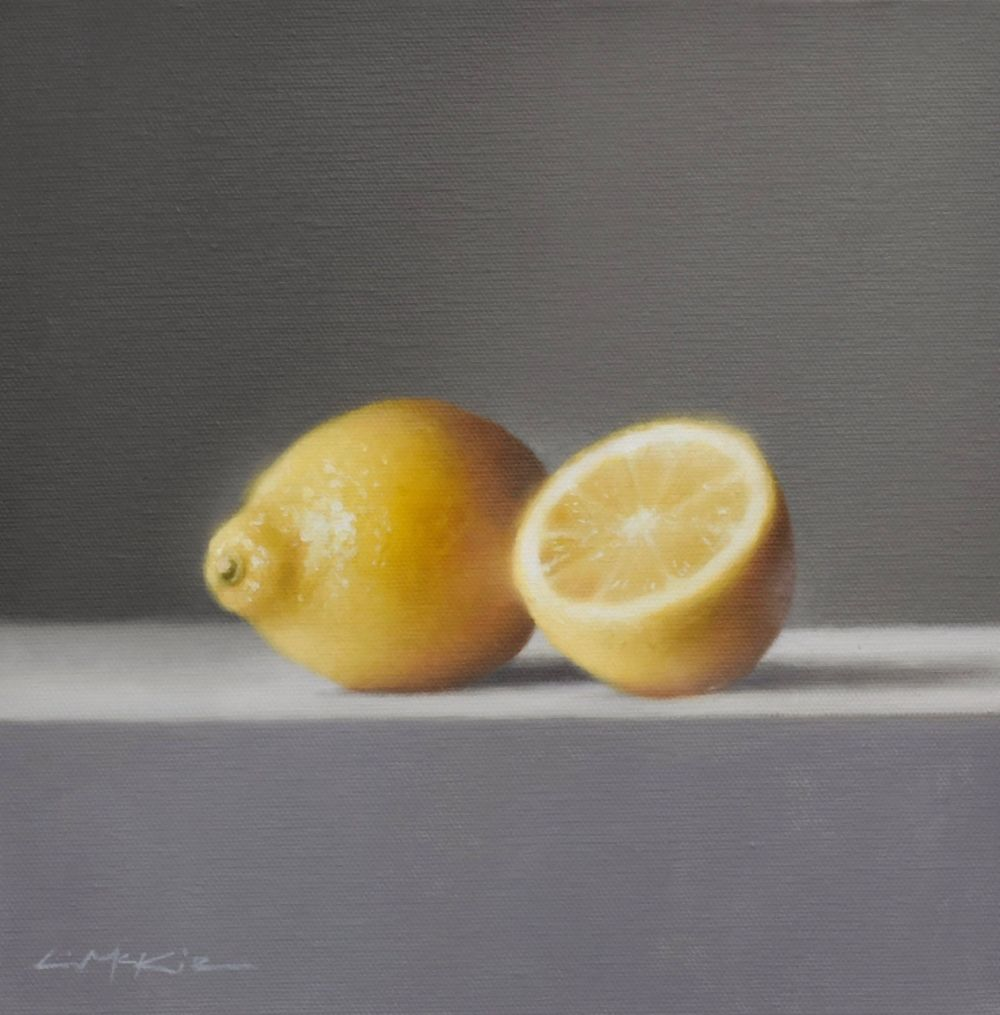 Lemons  by Lucy  McKie ROI