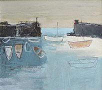 Lifted by the Tide by Malcolm  Taylor PS VPMAFA RBA