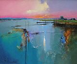 Light Trail by Peter Wileman, Long Melford: Oct 14 - Nov 7