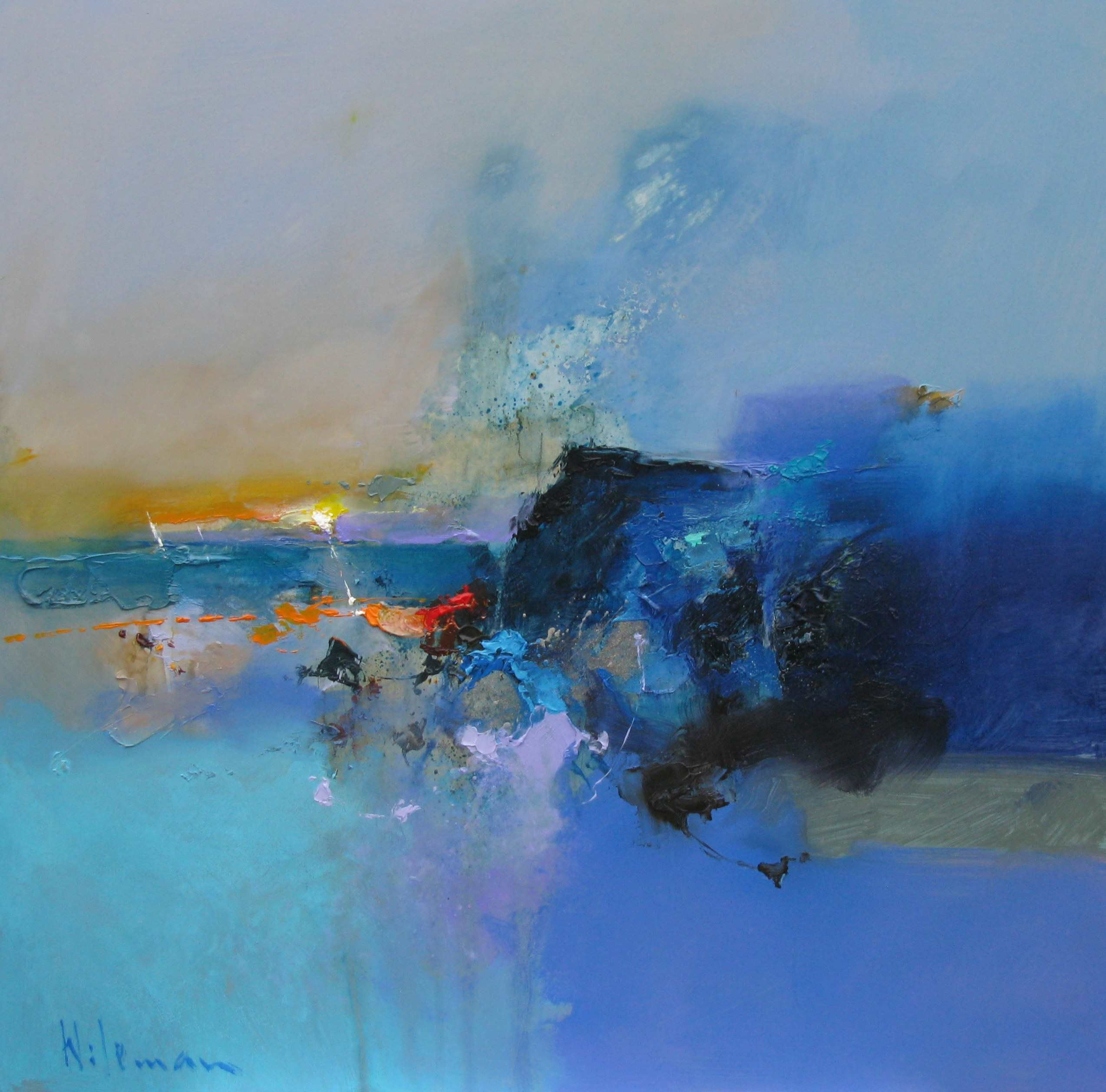 Midnight Sun  by Peter Wileman FROI RSMA FRSA