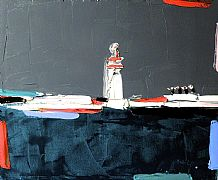 Northern Lighthouse by Alison McWhirter