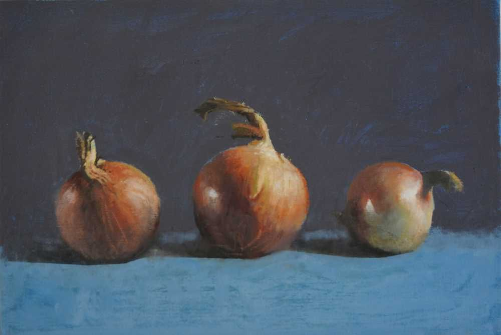 Onions  by Mats Rydstern