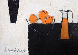 Orange Juice by John Evans