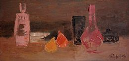 Pots And Pears by Val Pitchford