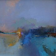 Purple Rain by Peter Wileman FROI RSMA FRSA