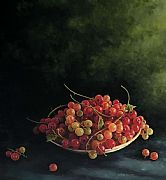 Redcurrants by Denise Heywood