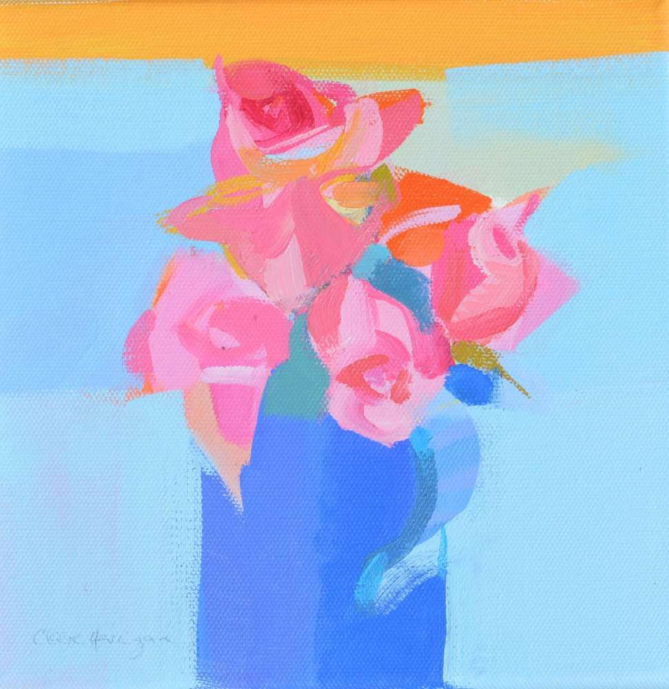 Roses by Claire Harrigan RSW