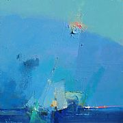 Sail by Peter Wileman FROI RSMA FRSA