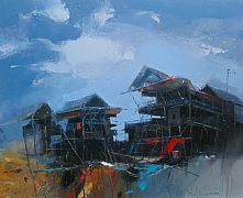 Siem Reap. Cambodia II by Peter Wileman FROI RSMA FRSA