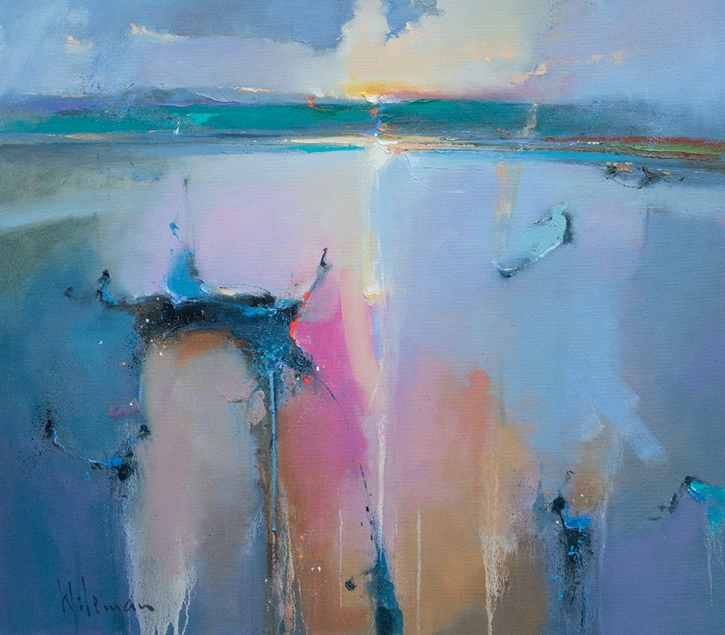 Sky Dance by Peter Wileman FROI RSMA FRSA