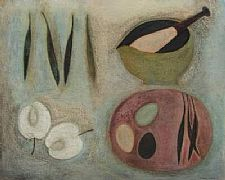 Still Life with Three Eggs by Vivienne Williams RCA