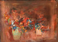 Summer Flowers by Elsa Taylor