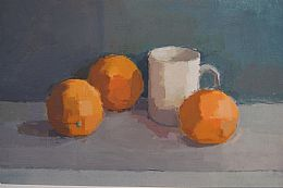 Take Three Oranges by Sarah Spackman RBA