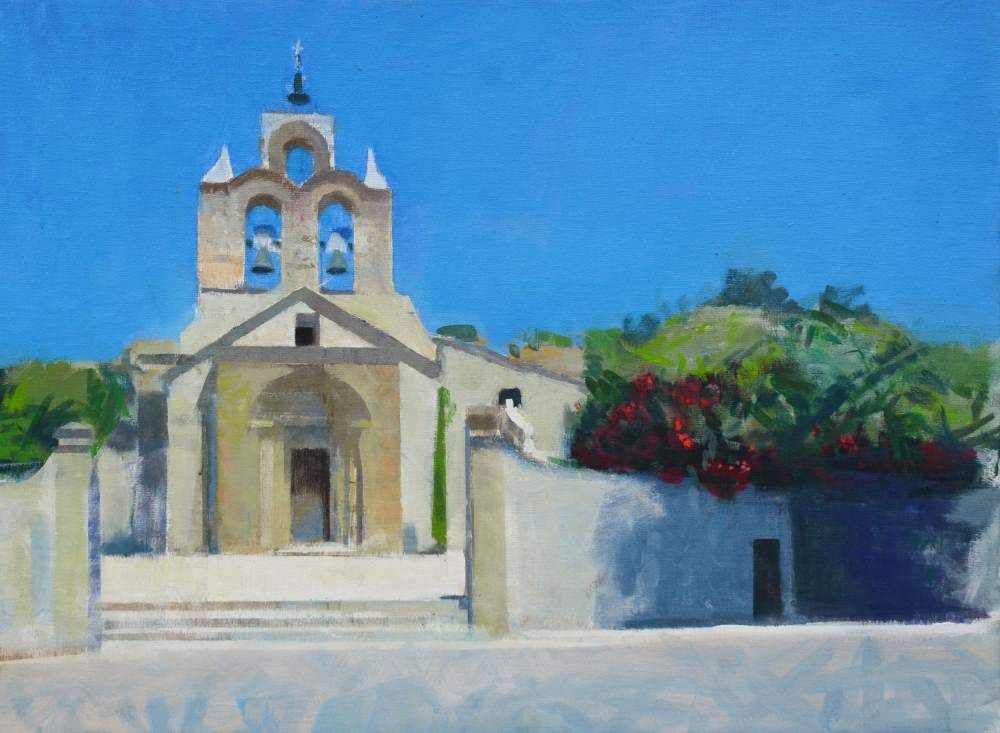 The Church, Banyuls sur Mer