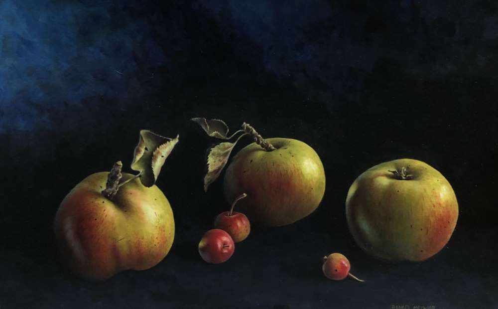 The Last Apples  by Denise Heywood