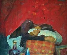 The Pillow by James Bland NEAC