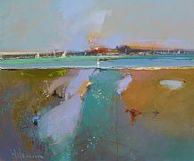 The Pull of Summer by Peter Wileman FROI RSMA FRSA