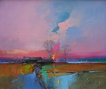 The Roseland Peninsula, Cornwall by Peter Wileman FROI RSMA FRSA