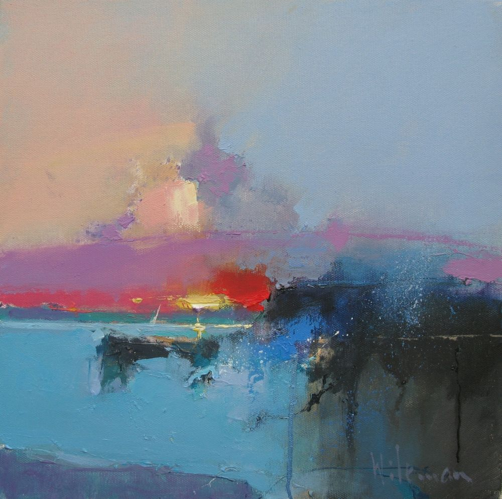 The Sigh of Evening  by Peter Wileman FROI RSMA FRSA
