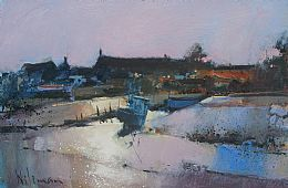 The Way it Was, Brancaster by Peter Wileman FROI RSMA FRSA