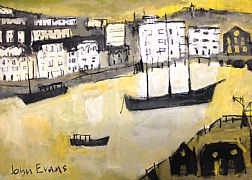 Three Vessels, Hotwells by John Evans