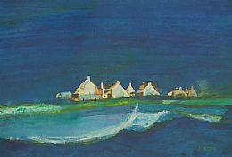 Tiree by David Smith RSW
