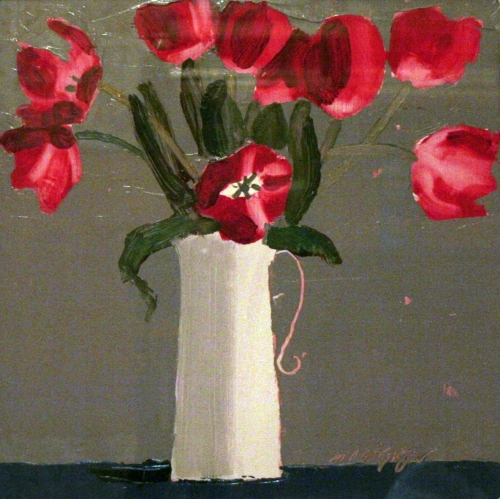 Tulips (204) by Mhairi McGregor RSW