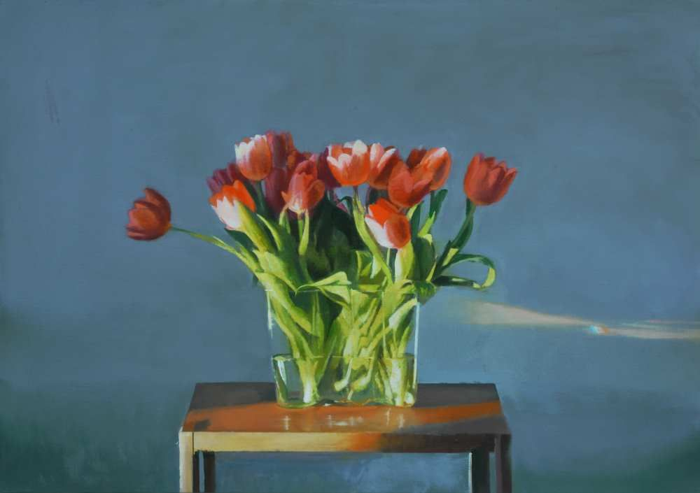 Tulips  by Mats Rydstern