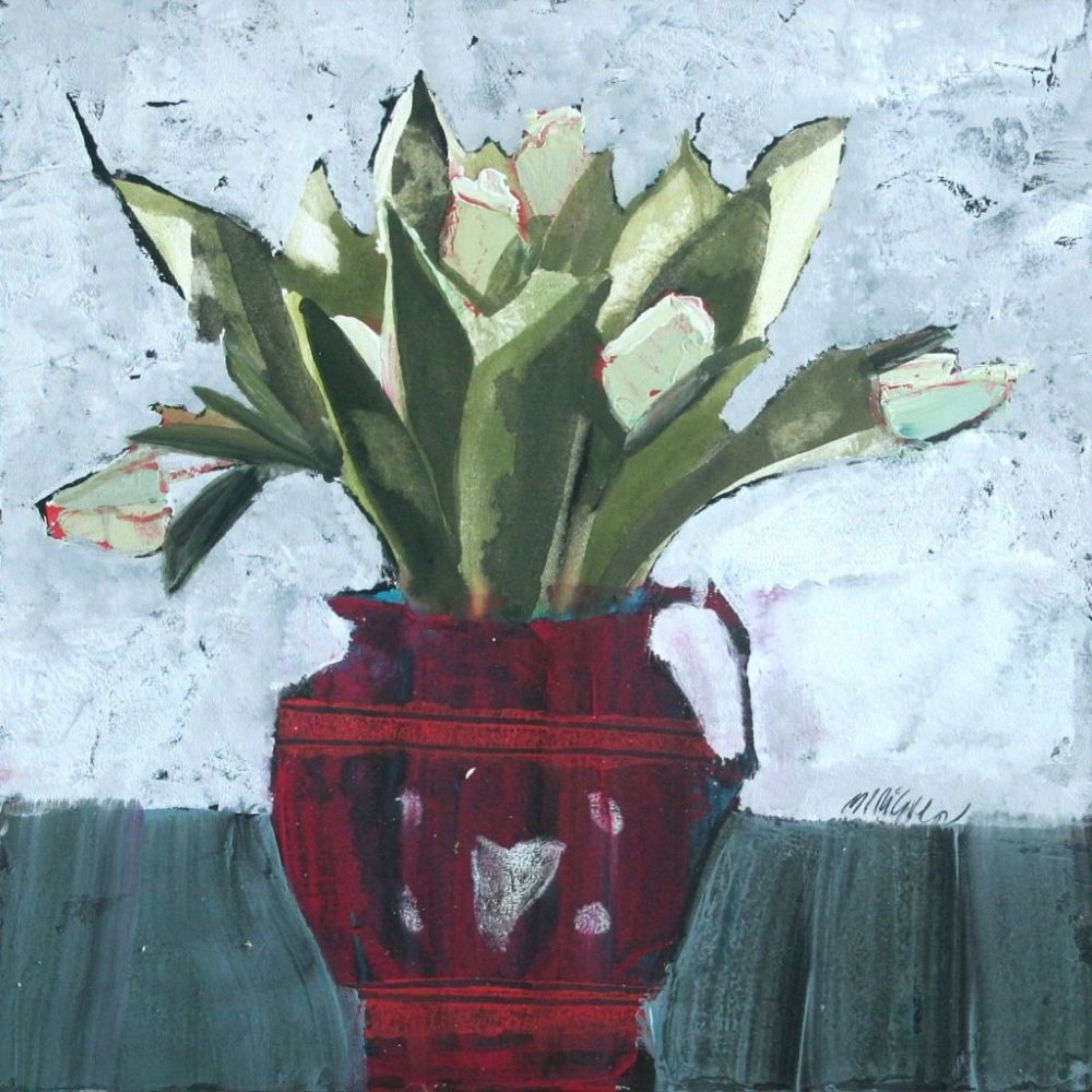 Tulips  by Mhairi McGregor RSW