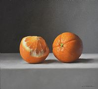 Two Oranges by Lucy  McKie ROI