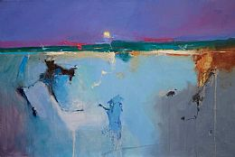 Velvet Moon by Peter Wileman FROI RSMA FRSA